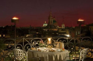 5-Star Luxury Hotel in Rome, Italy