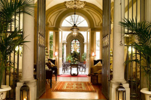 5-star luxury hotel in Florence, Italy