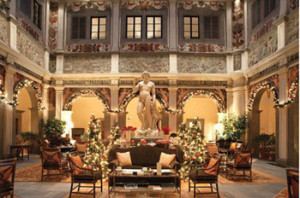 Luxury 5-star hotel in Florence Italy