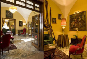 1071 Comfortable (3-star) Hotel Florence 1RO