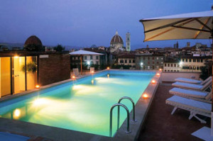 First Class 4-star Hotel Florence Italy